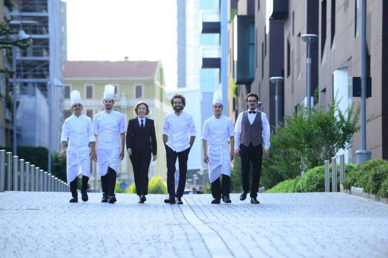 Franco Aliberti chef del ristorante Tre Cristi: «Milano mi ha fatto innamorare»