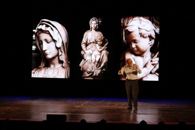 La Milanesiana, Sgarbi racconta Michelangelo