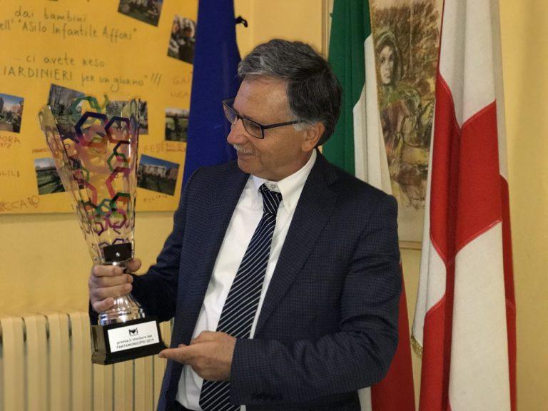 FantaMunicipio 18/19, il vincitore Giuseppe Lardieri: «Nelle zone serve l'approccio imprenditoriale»