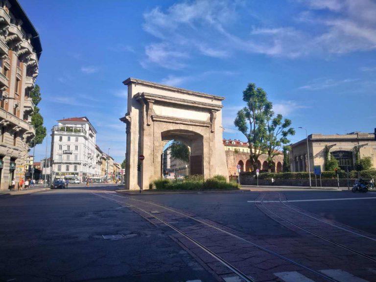 Alla scoperta di un'inedita Porta Romana