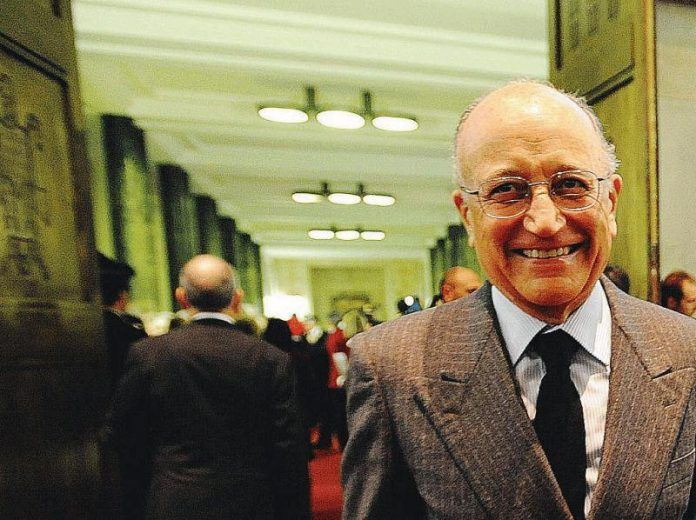 Milano piange Francesco Saverio Borrelli