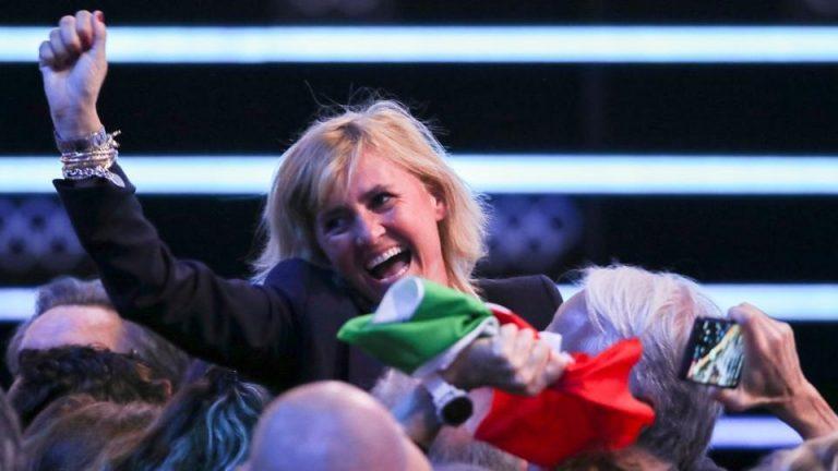 Diana Bianchedi, una donna in trionfo: «Ora mi vogliono sollevare tutti»