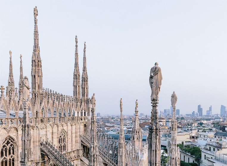 Estate a Milano, non ci si annoia mai