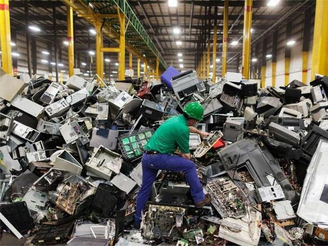 rifiuti elettrici