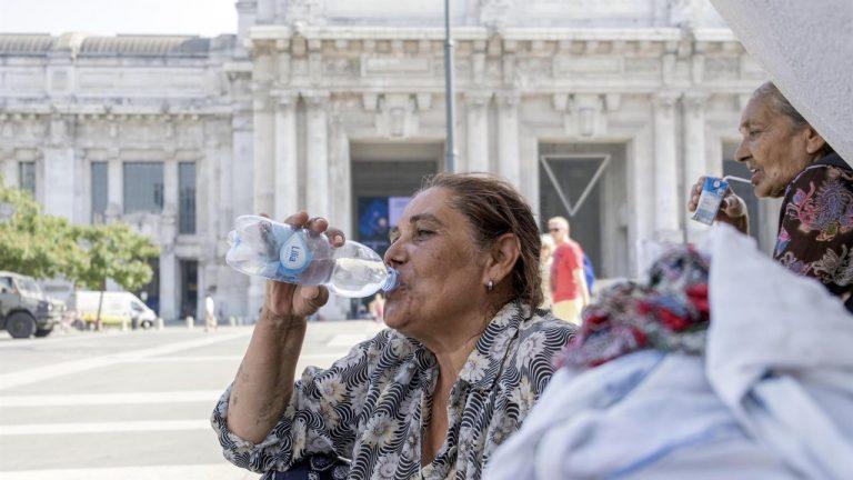 Arrivano le sentinelle anti-caldo, operatori sociali e volontari per le persone in difficoltà