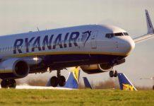 Ryanair, 48 ore di disagi