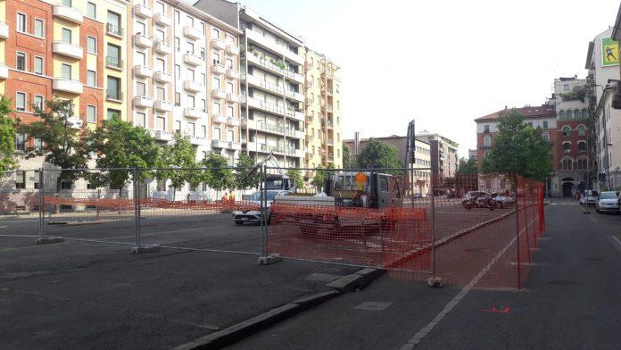La nuova piazza Sant'Agostino, ecco il cantiere