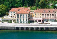 Piscina e grill a Villa Carlotta