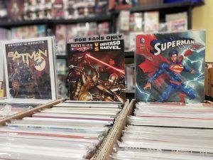 Fumetti, manga e divertimento
