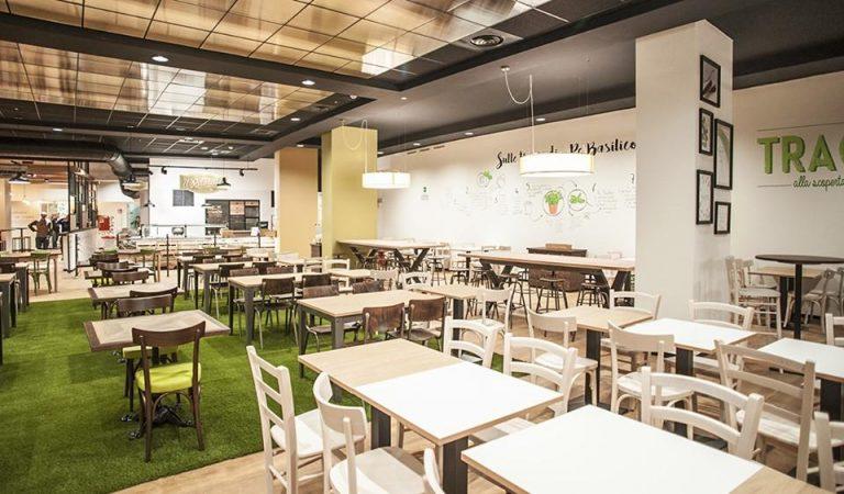 Movida: debutta il Tracce Food Court