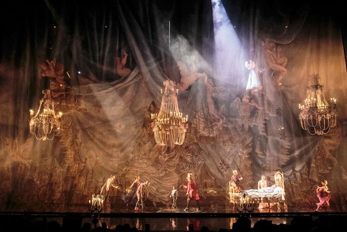 Cirque du Soleil, un Corteo di magia