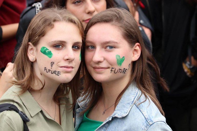 Rieccoli: i giovani tornano in piazza per Fridays for Future