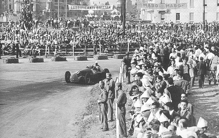 Quando a Milano si corse il Gran Premio della Rinascita