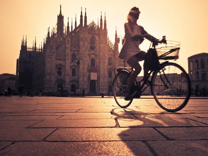 Milano Bike City, una città a misura di bici