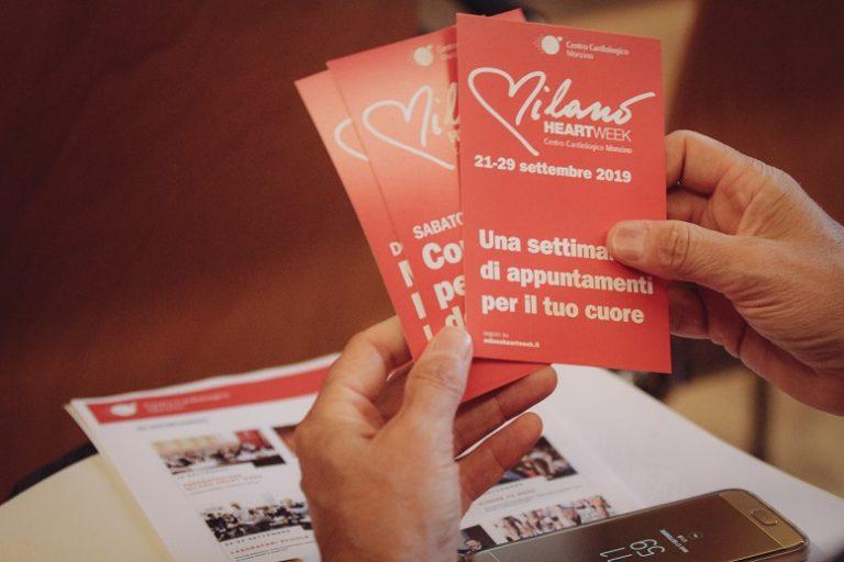 Prevenzione per la nostra salute, sette giorni di <i>Milano Heart Week</i>