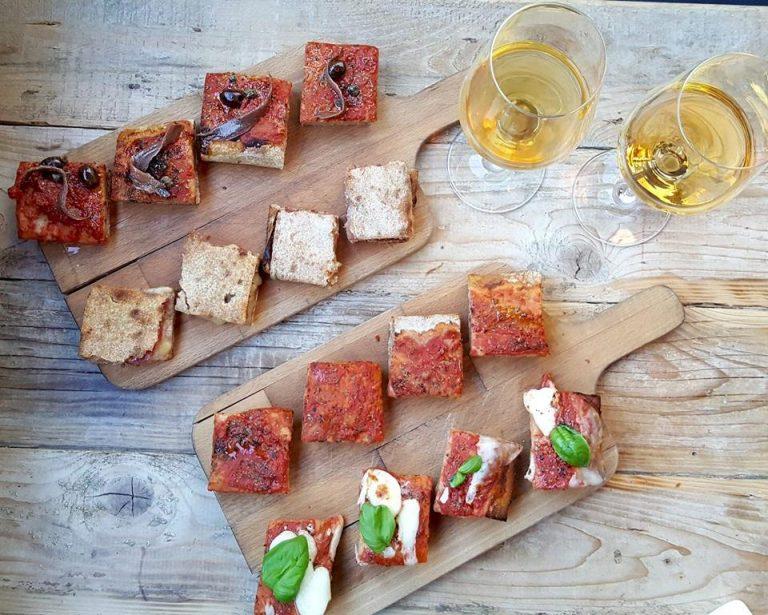 Movida del weekend: pane e pomodoro al panificio longoni