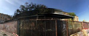 L'ex mercato di via Sammartini