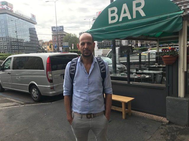 Futuro di Milano, il lettore Karim Mohamed: «Non è bella come Venezia, ma ha un suo grande fascino»