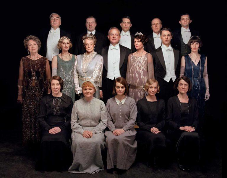 <i>Downton Abbey</i>, la serie britannica più premiata approda sul grande schermo