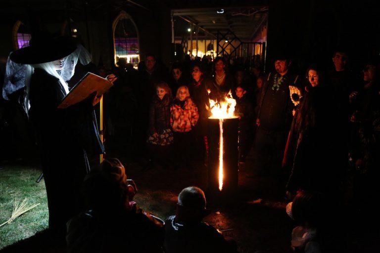 Halloween fuoriporta, fra castelli e danze sacre