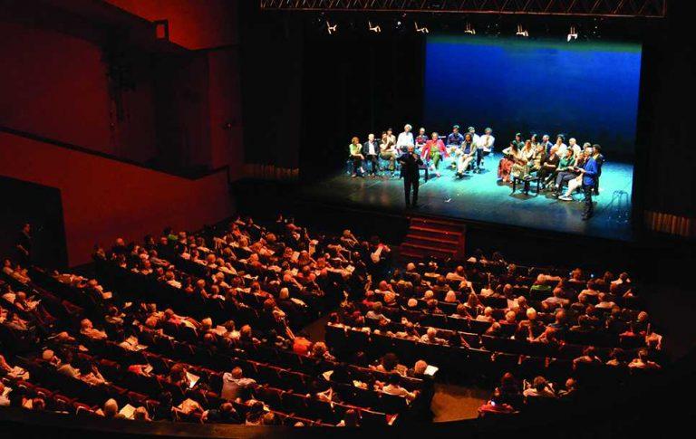 <i>Invito a teatro</i>: 15 palcoscenici e 96 spettacoli, i numeri della stagione di quest'anno