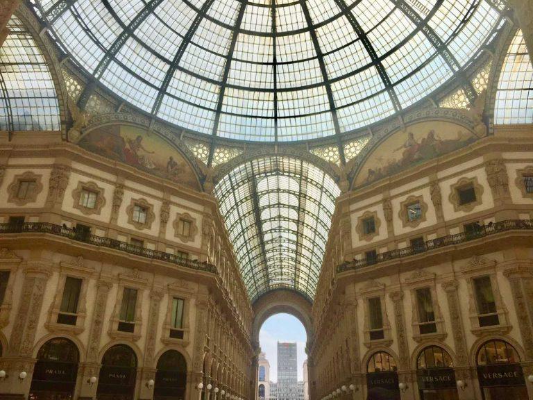 Cambiamenti in Galleria, arriva Longchamp Italia