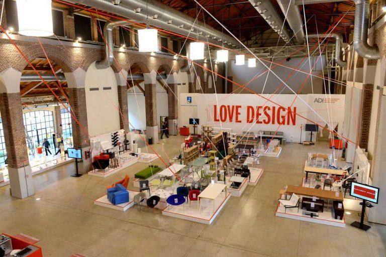 <i>Love Design</i>, la creatività a servizio della ricerca
