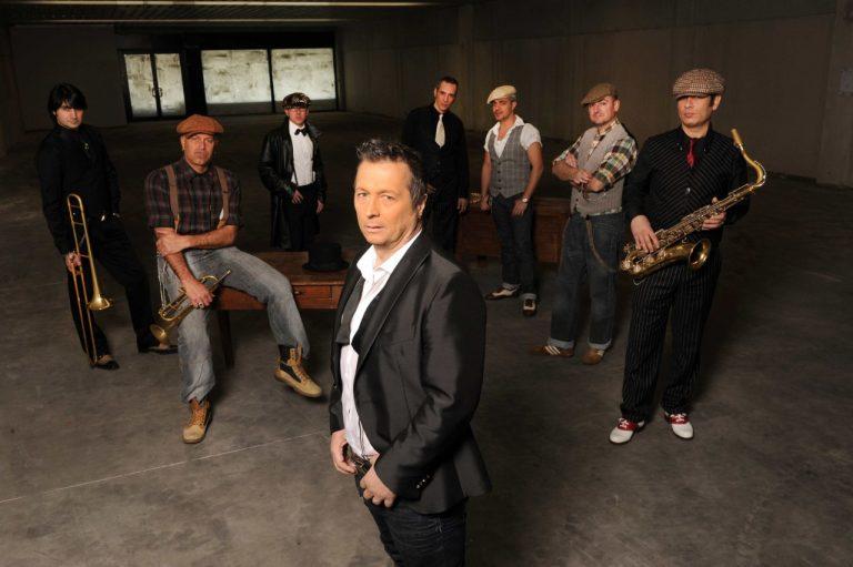 Paolo Belli e la sua Big Band accendono la notte dello swing