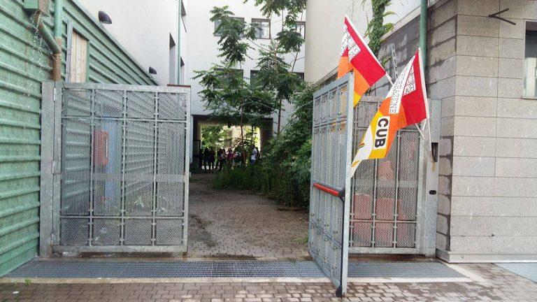 """Giornata Nazionale """"Sfratti Zero"""", presidio in via Oglio per il diritto alla casa"""