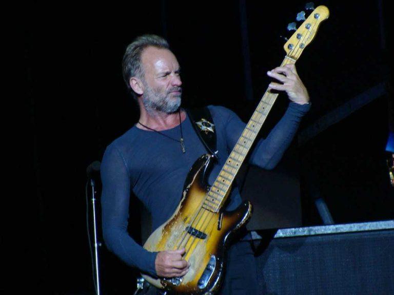 Il meglio di Sting al Forum per il tour europeo