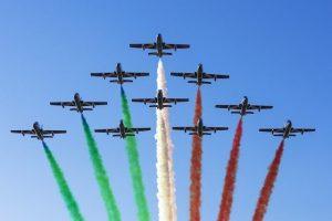 Air Show a Linate