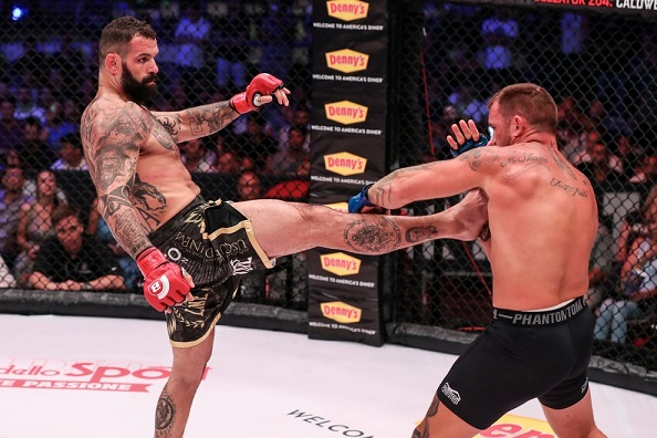 Bellator scopre il PalaLido con Alessio Sakara – Video