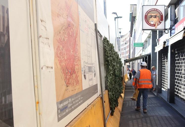 A Santa Sofia si aspetta la M4: «Qualche disagio, ma un gran salto di qualità»