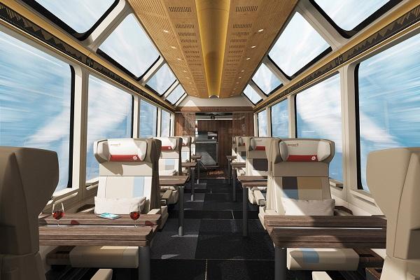 Treno con vista: le più belle tratte panoramiche della Svizzera su rotaia