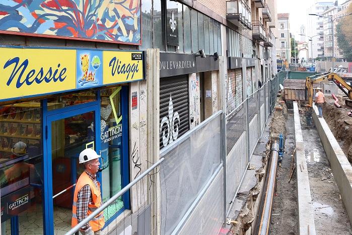 Tra i cantieri della M4: «Granelli, si ricorda di via De Amicis?»