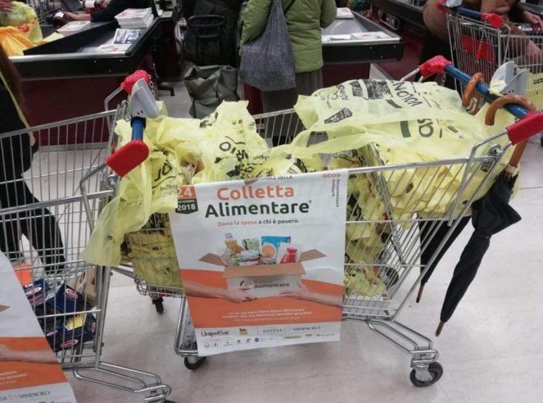 Nei supermercati lombardi torna la raccolta del Banco Alimentare