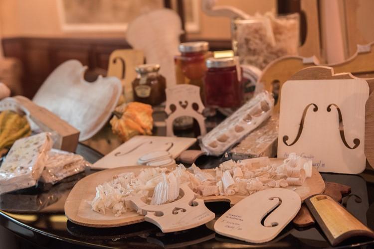 <i>Degustando in bottega</i> a Cremona musica, arte e bontà tipiche