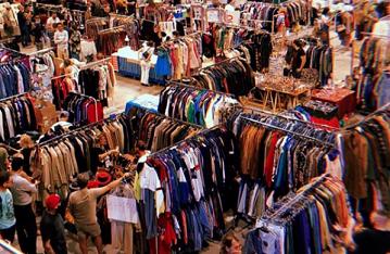 East Market a Lambrate, cinque anni di mercato vintage