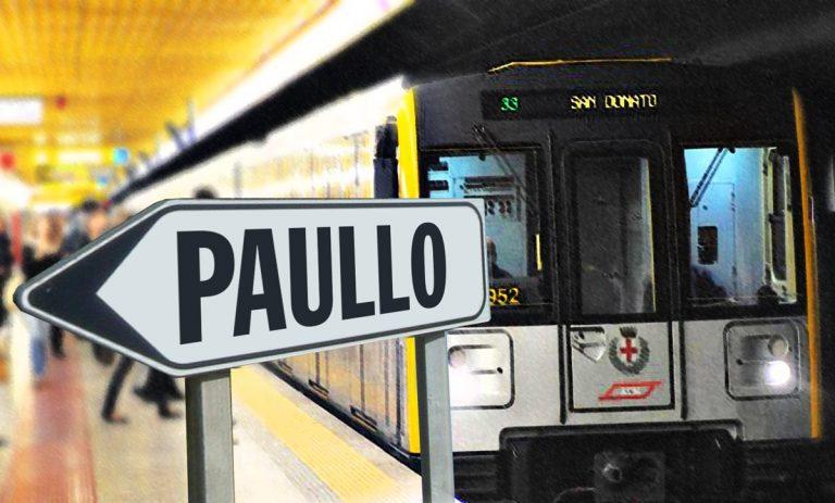 M3 da San Donato a Paullo, ancora nessun prolungamento