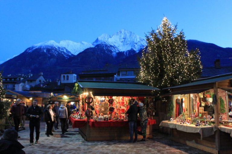 Il Natale si accende in Valle D'Aosta: tutti gli appuntamenti per le feste