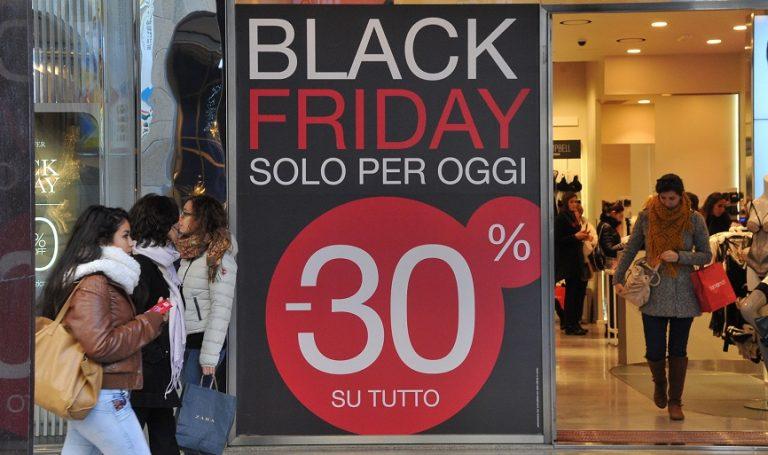 Febbre da Black Friday: ecco dove scattano le promozioni