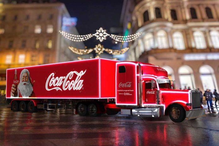 Coca-Cola fa tappa in città