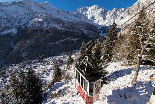 <i>Frozen</i> ai piedi del Monte Rosa, la Regina dei Ghiacci arriva sulle Alpi