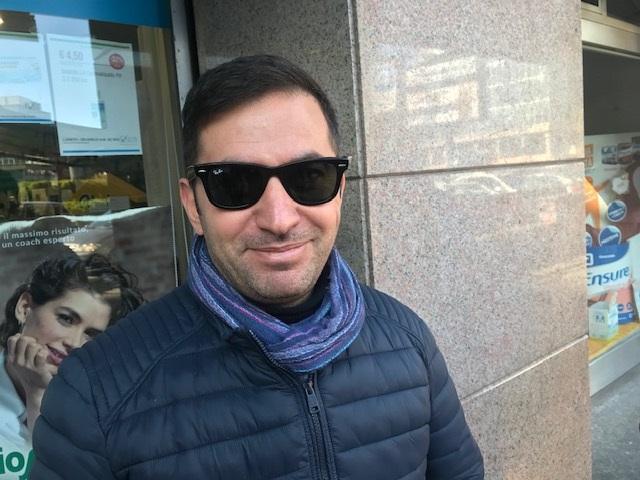 Futuro di Milano, il lettore Ilirjan Mucaj: «Bella, ricca e multietnica»
