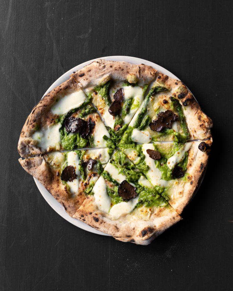 Movida con… Tartufo Savini alla pizzeria Lievità
