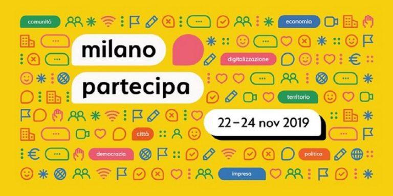 Milano partecipa, tre giorni per il futuro della città