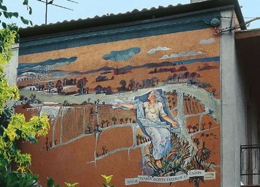 Arte en plein air, tour fra i paesi lombardi con vie e muri in gallerie a cielo aperto