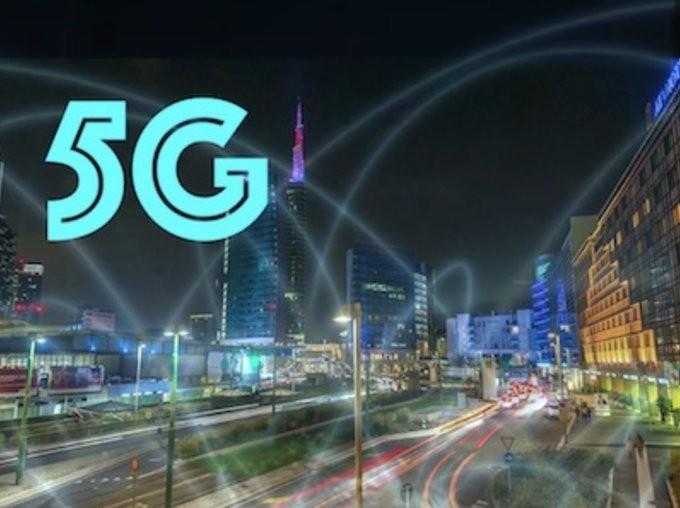 5G a Milano una realtà, nel 2020 cablaggio totale della città