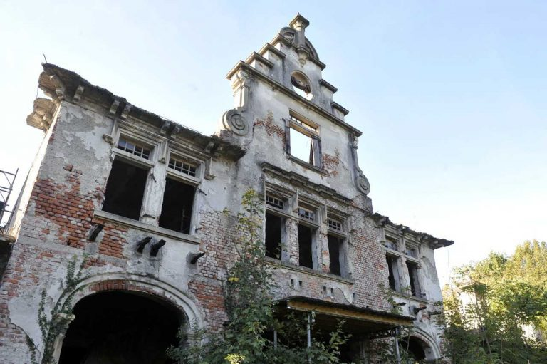 De Montel: storia di scuderie che diventano terme