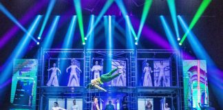 Le Cirque World's